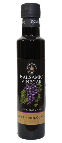 Oak Mountain Dark Chocolate Balsamic Vinegar THUMBNAIL