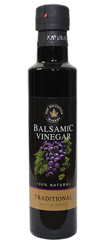 Oak Mountain Traditional Balsamic Vinegar MAIN