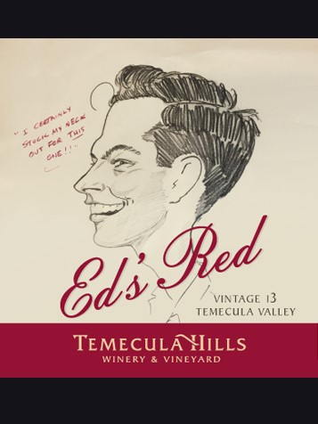 2013 Temecula Hills Ed's Red