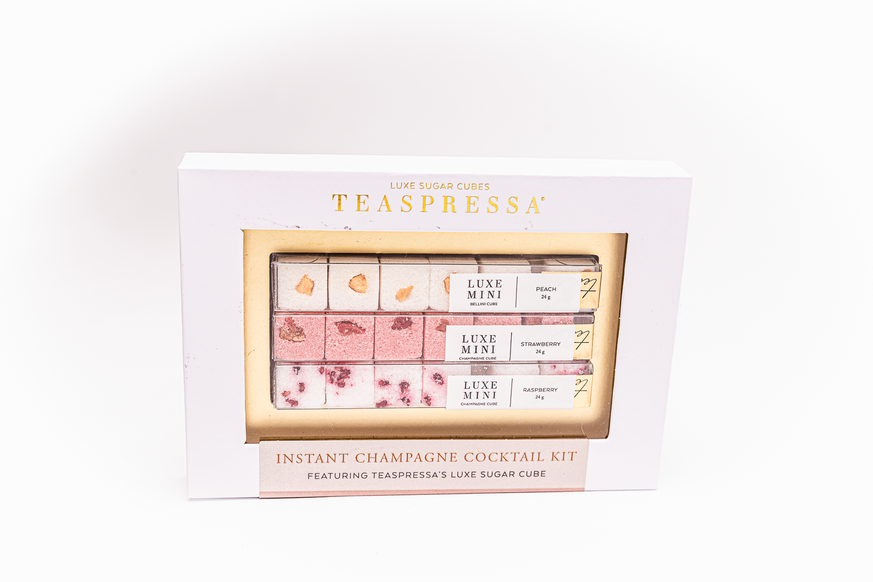 Teaspressa Champagne Cocktail Kit MAIN