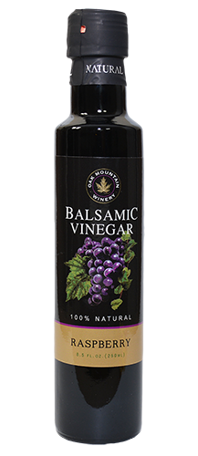 Oak Mountain Raspberry Balsamic Vinegar THUMBNAIL