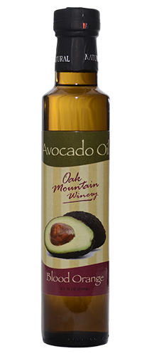 Oak Mountain Blood Orange Avocado Oil THUMBNAIL
