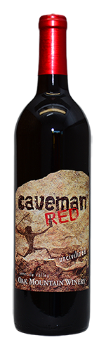 2013 Oak Mountain Caveman Red THUMBNAIL