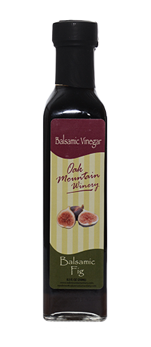 Oak Mountain Fig Balsamic Vinegar MAIN