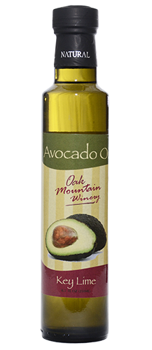 Oak Mountain Key Lime Avocado Oil MAIN