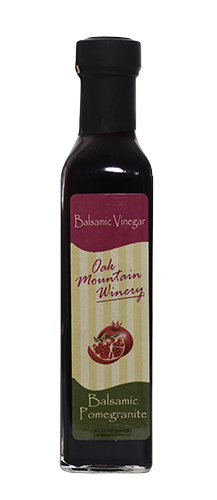 Oak Mountain Pomegranate Balsamic Vinegar THUMBNAIL