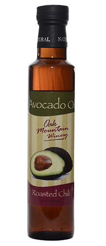 Oak Mountain Roasted Chili Avocado