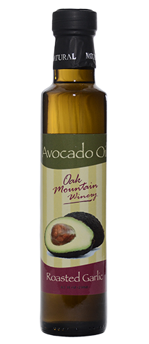 Oak Mountain Roasted Garlic Avocado Oil MAIN