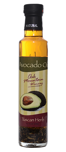 Oak Mountain Tuscan Herb Avocdo Oil THUMBNAIL