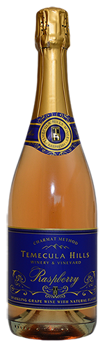 Oak Mountain Winery Raspberry Champagne