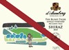 d'Arenberg The Blind Tiger Single Vineyard Shiraz 2010 THUMBNAIL