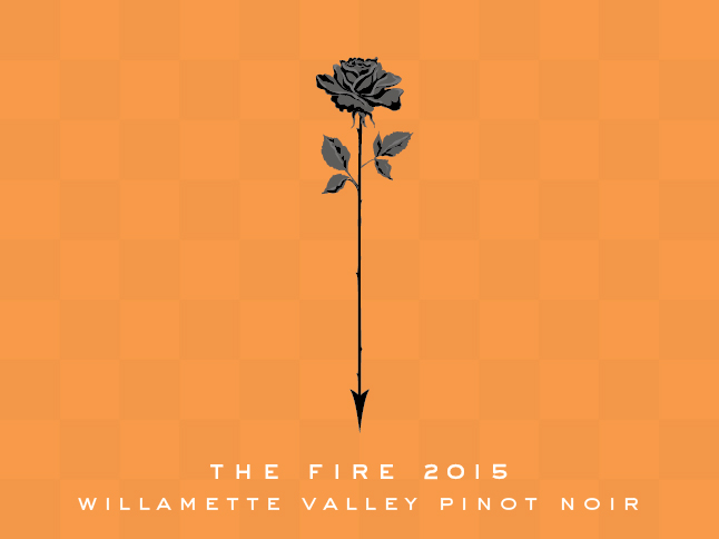 Chapter 24 Fire + Flood The Fire Pinot Noir 2015 MAIN