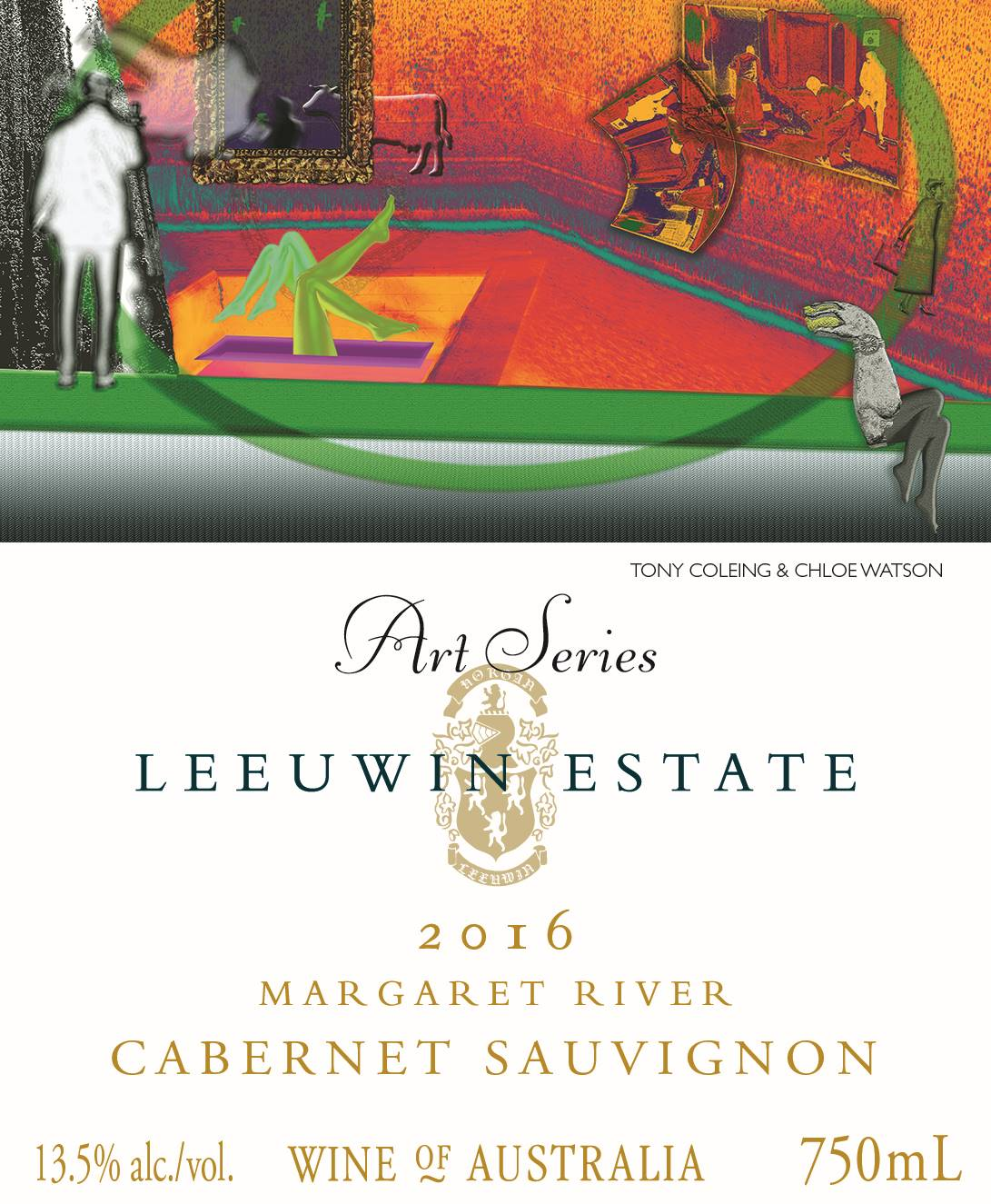 Leeuwin Estate Art Series Cabernet Sauvignon 2014 THUMBNAIL