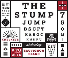 d'Arenberg The Stump Jump Sauvignon Blanc 2016 MAIN