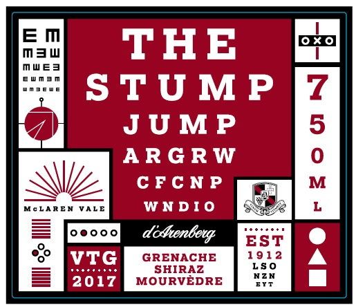 d'Arenberg The Stump Jump Red 2016 THUMBNAIL
