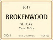 Brokenwood Hunter Valley Shiraz 2017 THUMBNAIL