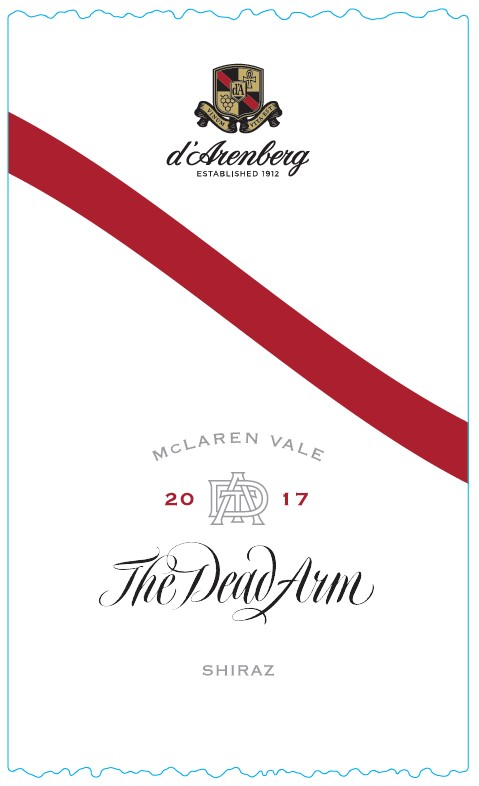d'Arenberg The Dead Arm Shiraz 2017 THUMBNAIL