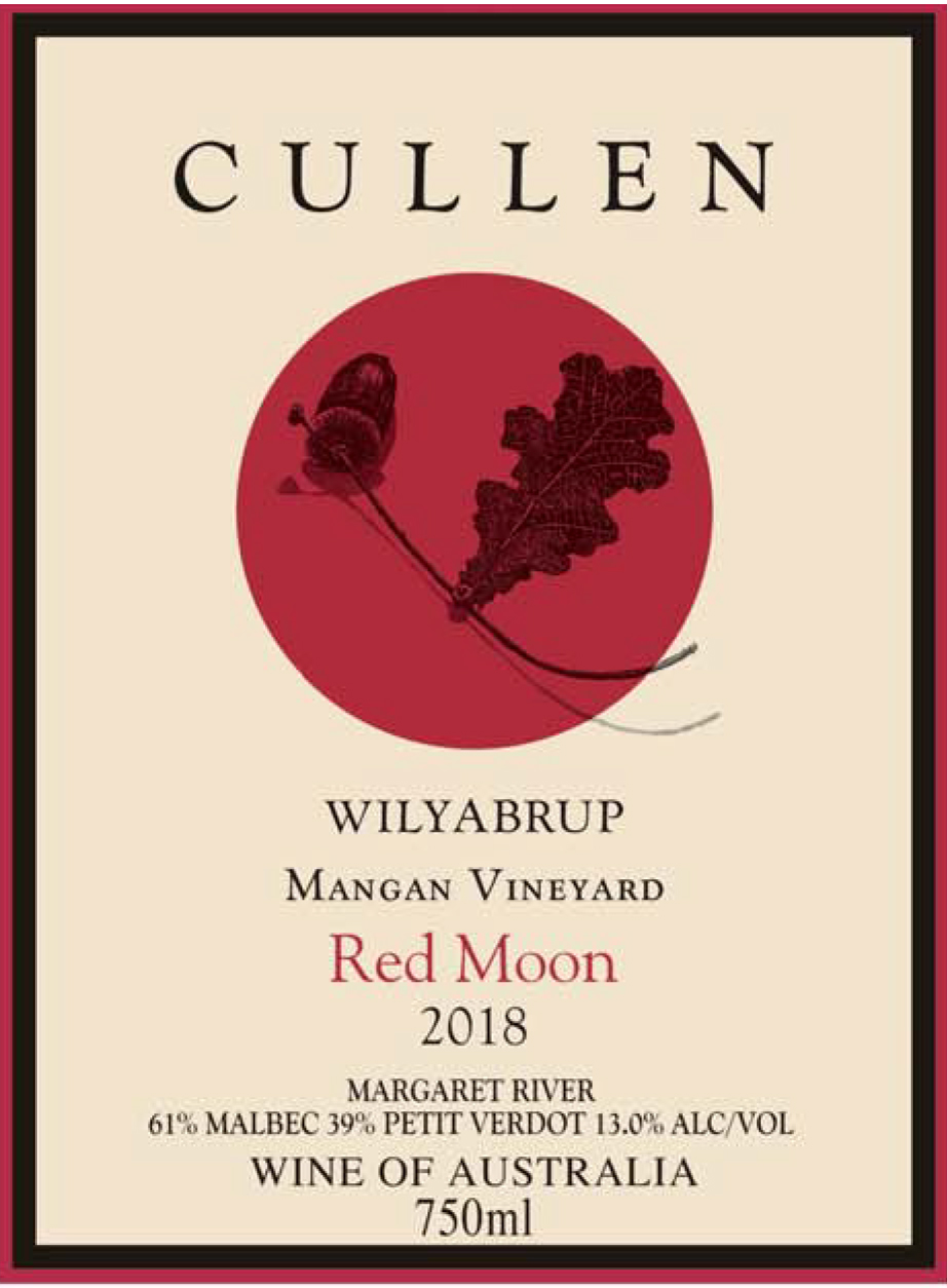 Cullen Red Moon Red Blend 2017 MAIN