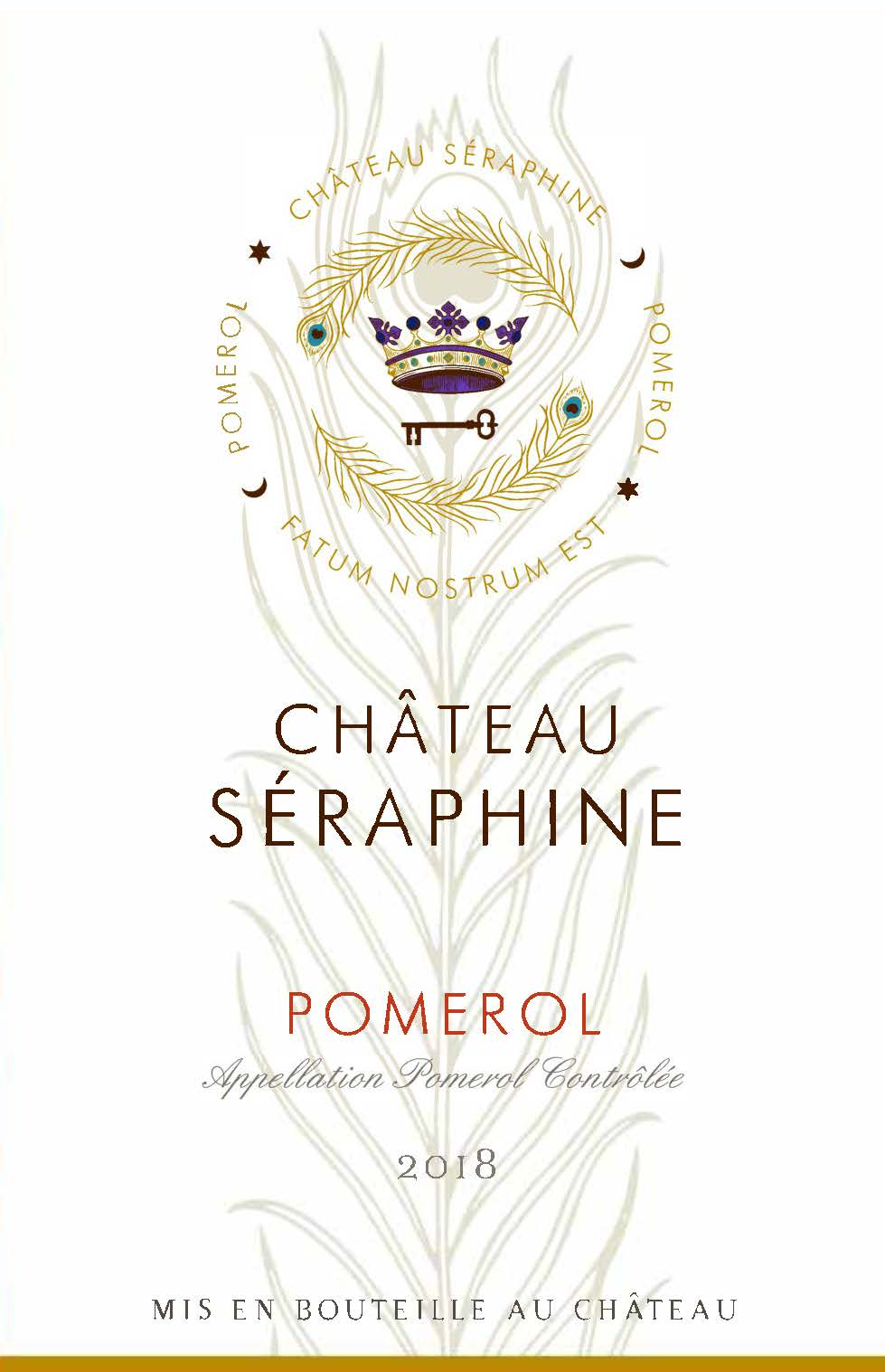 Chateau Seraphine 2018 THUMBNAIL