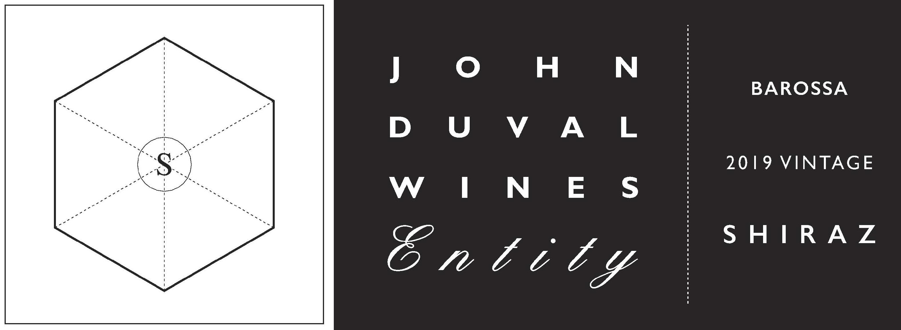 John Duval Entity Shiraz 2018 MAIN