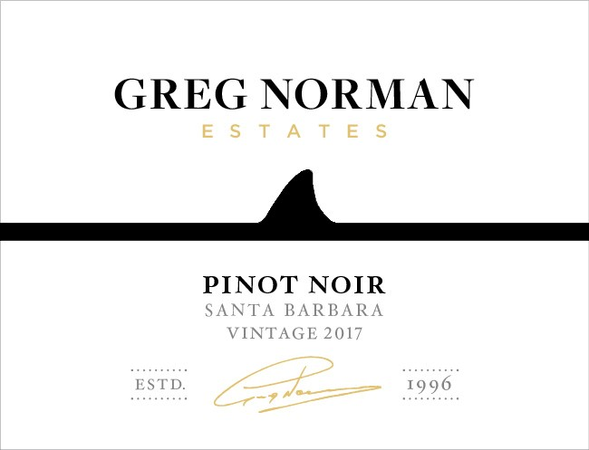 Greg Norman Estates Santa Barbara Pinot Noir 2017 THUMBNAIL