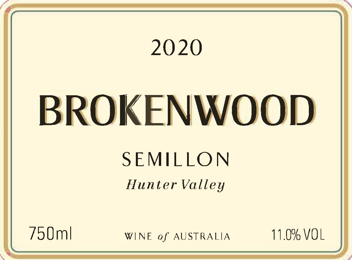 Brokenwood Hunter Valley Semillon 2019 THUMBNAIL