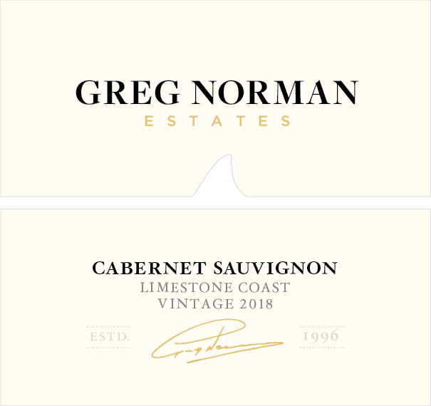 Greg Norman Estates Limestone Coast Cabernet 2018 THUMBNAIL