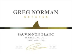 Greg Norman Estates Marlborough Sauvignon Blanc 2019 MAIN