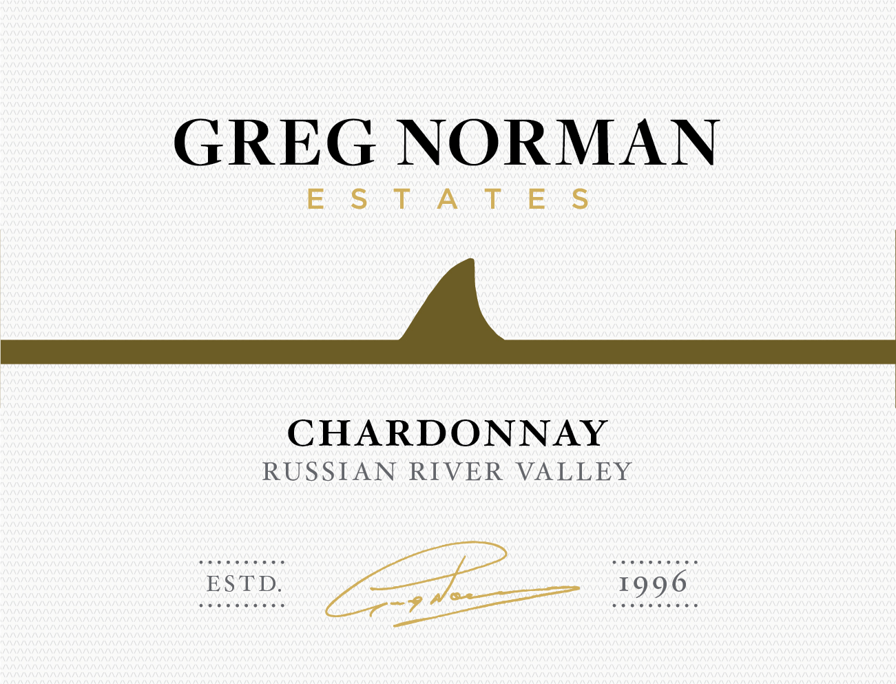 Greg Norman Estates Santa Barbara Chardonnay 2018 MAIN