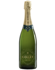 Champagne Collet Extra Brut NV MAIN