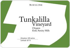 Tunkalilla Vineyard Riesling 2012 MAIN