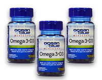 60ct Omega-3+D3 Minicaps Softgels THUMBNAIL