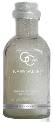 GC Napa Valley Lavender-Therapeutic Epsom Bath Salt