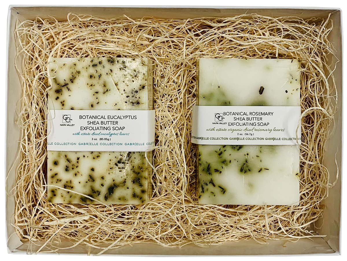Botanical Soap Invigor Collection THUMBNAIL