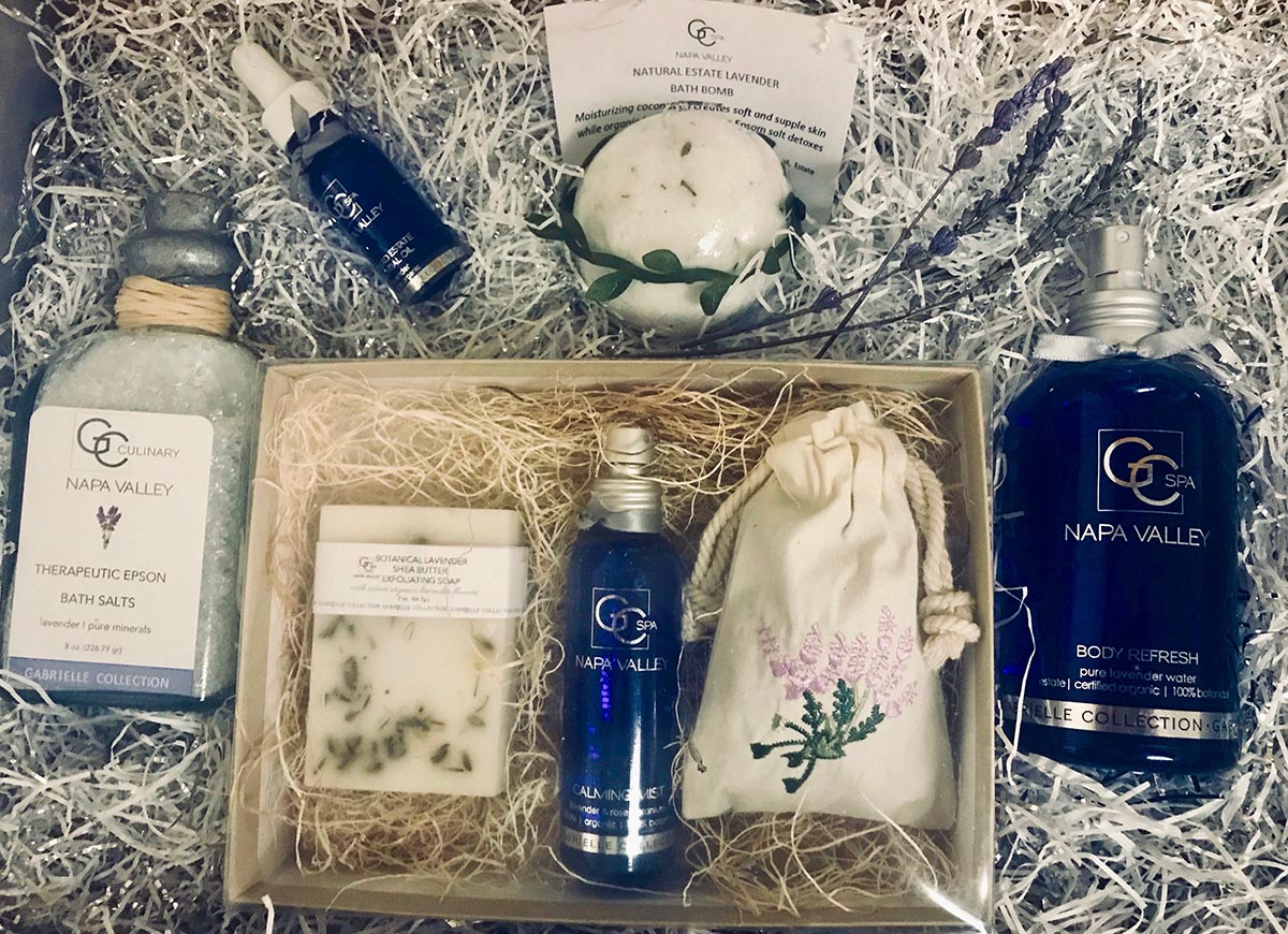Simply Spa Gift Box THUMBNAIL