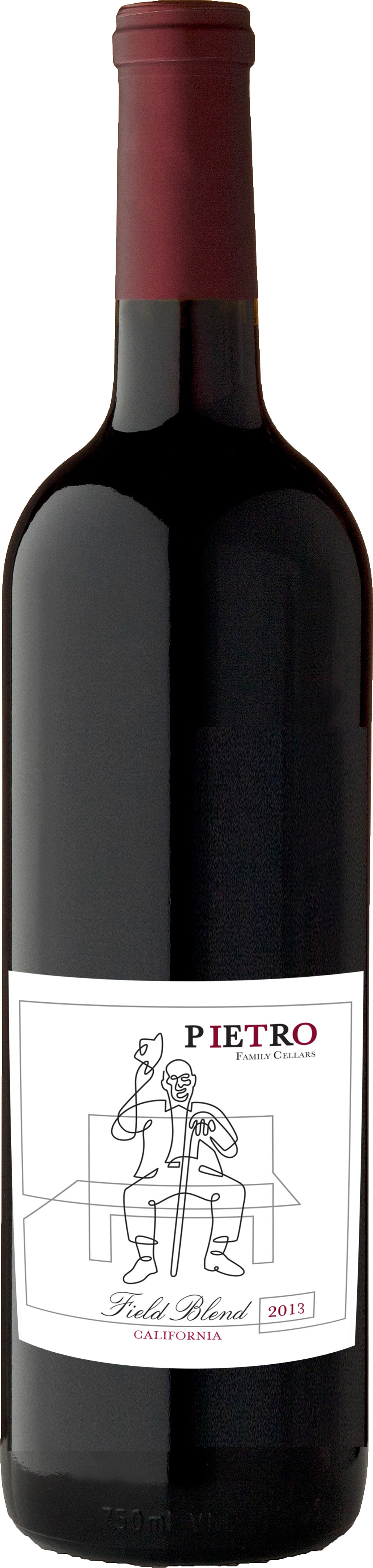 2013 Pietro Field Blend - Library LARGE