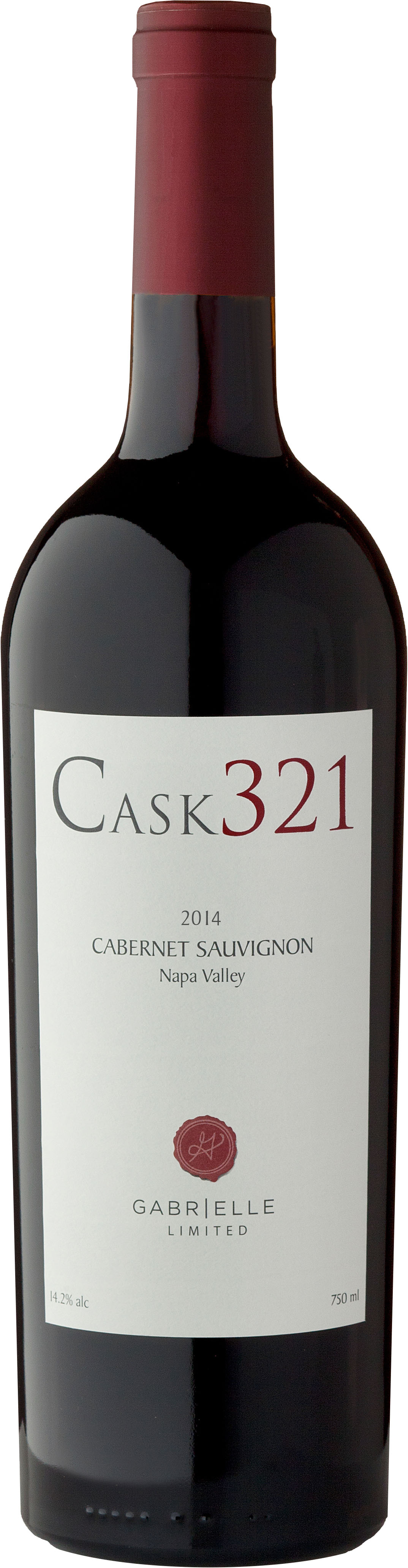 2014 Cask 321 Napa Valley - Library LARGE