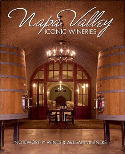 Napa Valley Iconic Wineries Book THUMBNAIL