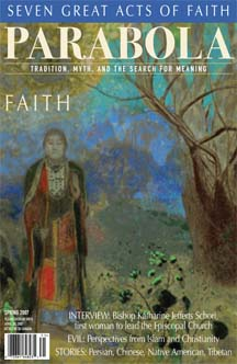 VOL. 32:1 Faith LARGE