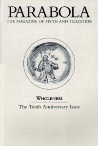 VOL. 10:1 Wholeness