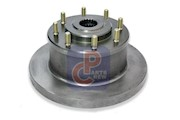 BRAKE ROTOR KIT T6-2001-609K THUMBNAIL