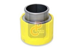 "4"" LAV DRAIN COUPLING - YELLOW COMPOSITE THUMBNAIL"