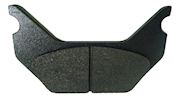 BRAKE PADS 2PC (A3222F2450) THUMBNAIL