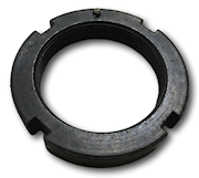 WHEEL BEARING NUT W/ PIN (660-4-1050-22) THUMBNAIL