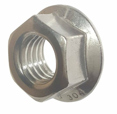 FLANGED NUT (02011-0382) MAIN
