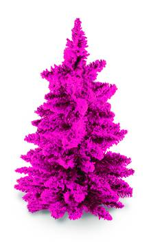 High Intensity Colored Flock (Hot Pink)_THUMBNAIL