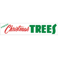 Fresh Christmas Trees (3'x15') MAIN