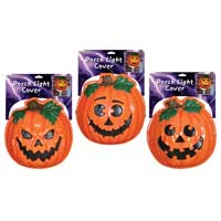Jack O' Lantern Porch Light Cover MAIN