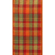 #40 WIRED CIDER PLAID ORANGE THUMBNAIL