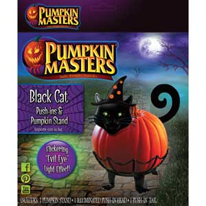 Black Cat Pumpkin Stand_MAIN